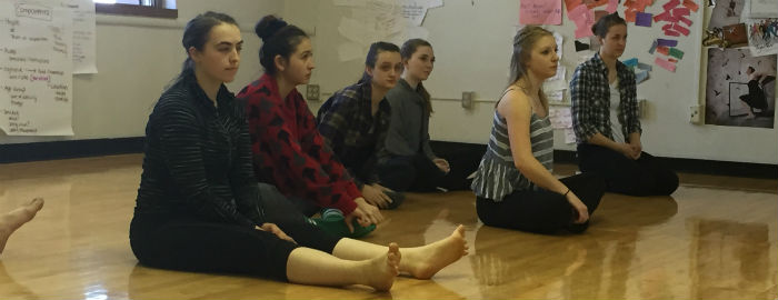 IDEAS Academy Welcomes UWM Dancers Thumbnail
