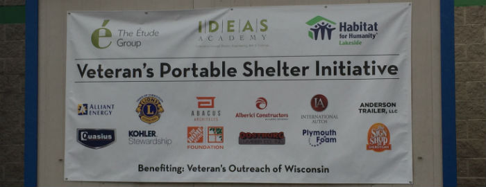IDEAS Academy Engineering and the Portable Shelter Project Thumbnail